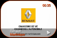 Renault Martinique